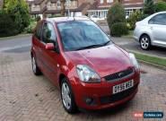 Ford Fiesta Mk6 1.4 petrol, 3 door, Semi auto for Sale