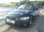 * FINANCE REPOSSESSION 2010 BMW 320D M SPORT AUTO CONVERTIBLE / 30900 MILES * for Sale