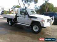 2010 Toyota Landcruiser VDJ79R MY12 Update GX (4x4) White Manual 5sp M for Sale