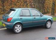 2001 FORD FIESTA FREESTYLE GREEN, 50k miles, 12months MOT, Family Owned from new for Sale