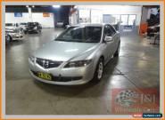 2005 Mazda 6 GG 05 Upgrade Limited Silver Manual 6sp M Sedan for Sale