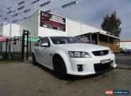 2010 Holden Commodore VE MY10 SV6 White Automatic 6sp A Sportswagon for Sale