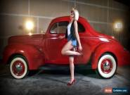 1940 Ford Other Deluxe Business Coupe for Sale