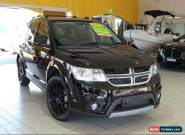 2014 Dodge Journey JC MY14 RT BLACKTOP Black Automatic A Wagon for Sale