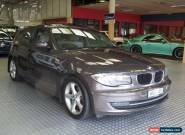2008 BMW 120d E87 MY07 Upgrade Havana Automatic 6sp A Hatchback for Sale
