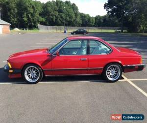 Classic 1987 BMW M6 for Sale