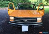 Classic 1993 Chevrolet Other Pickups Diesel for Sale
