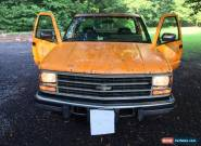 1993 Chevrolet Other Pickups Diesel for Sale