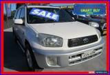 Classic 2003 Toyota RAV4 ACA21R Extreme White Manual 5sp M Wagon for Sale