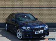 BMW 525 2.0TD auto 2012MY d M Sport for Sale