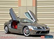 2006 Mercedes-Benz SLR McLaren for Sale