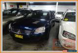 Classic 2006 Mitsubishi 380 DB Limited Edition Blue Automatic 5sp A Sedan for Sale