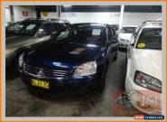 2006 Mitsubishi 380 DB Limited Edition Blue Automatic 5sp A Sedan for Sale