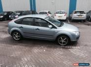 2005 FORD FOCUS LX 1.8 TDCI BLUE for Sale