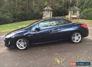 Peugeot 308 CC Automatic Turbo Diesel for Sale