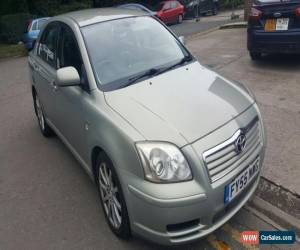 Classic 2005 TOYOTA AVENSIS T - SPIRIT 2.0 D4D DIESEL SILVER 5 SPEED MANUAL HATCHBACK for Sale