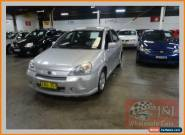 2003 Suzuki Liana GS Silver Manual 5sp M Sedan for Sale
