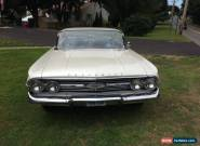 1960 Chevrolet Impala two door for Sale
