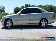2002 Mercedes-Benz S-Class for Sale