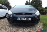 Classic FORD S MAX 2.5T  6SP   2007 for Sale
