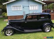 1934 Ford Other 2 dr.sedan for Sale
