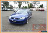 Classic 2006 Holden Viva JF Equipe Blue Manual 5sp M Hatchback for Sale