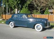 1938 Cadillac Other Sixty Special for Sale
