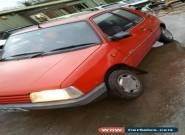 1995 PEUGEOT 205 DIESEL INCA D RED for Sale