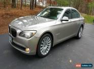 2012 BMW 7-Series for Sale