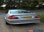 2001 BMW E46 3 SERIES 318I SE 16 VALVE 4 DOOR SALOON SILVER SPARES AND REPAIRS for Sale