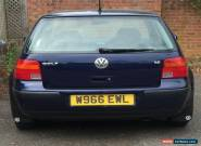 VW GOLF 1.6S 5 DOOR for Sale