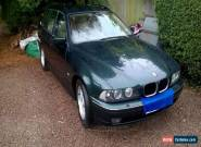 BMW 528i SE Touring *Spares or Repair* for Sale