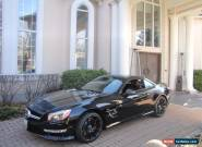 Mercedes-Benz: SL-Class SL63 AMG for Sale