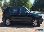 Volkswagen: Golf GL for Sale