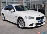 2011 60 BMW 520D 2.0TD M SPORT 4DR for Sale