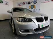 BMW 3 SERIES 2.0 320D M SPORT 2008 Diesel Automatic in Silver for Sale