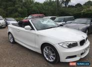 2012 BMW 118 2.0TD M Sport Convertible for Sale