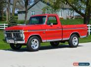 1973 Ford F-100 XLT for Sale