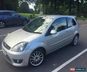 Classic Ford Fiesta Zetec S 1.6 TDCI 2007 for Sale