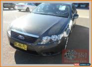 2009 Ford Falcon FG XT (LPG) Grey Automatic 4sp A Sedan for Sale