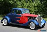 Classic 1934 Ford Other 5-WINDOW COUPE for Sale