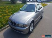2001 BMW 5-Series 530i for Sale