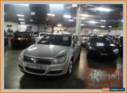 2004 Holden Astra AH CD Silver Manual 5sp M Hatchback for Sale