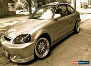 Honda: Civic SiR for Sale