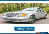 Classic 1993 Mercedes-Benz E-Class for Sale