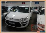 2009 Citroen C4 MY09 VTi White Automatic 4sp A Hatchback for Sale