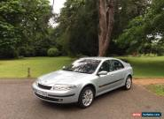 2004/04 Renault Laguna 2.0 16v Dynamique 5 Door Hatchback Silver for Sale