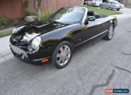 2003 Ford Thunderbird T-BIRD for Sale