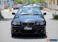 2004 BMW 325ci - Convertible for Sale