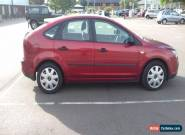 2006 FORD FOCUS DIESEL 1.6 LX TDCI RED for Sale